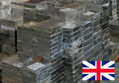 Bru y Rubio Opens New Warehouse in UK